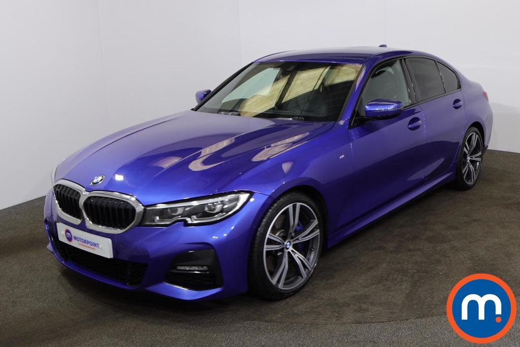 BMW 3 Series 330i M Sport 4dr Step Auto - Stock Number 1186778 Passenger side front corner