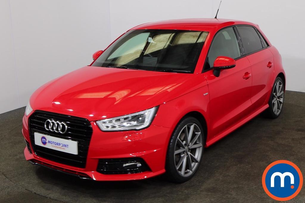 Audi A1 1.4 TFSI 125 Black Edition Nav 5dr S Tronic - Stock Number 1188033 Passenger side front corner
