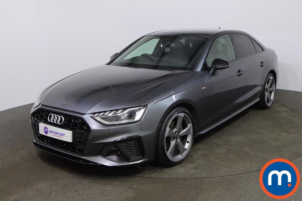 Audi A4 30 TDI Black Edition 4dr S Tronic - Stock Number 1180033 Passenger side front corner