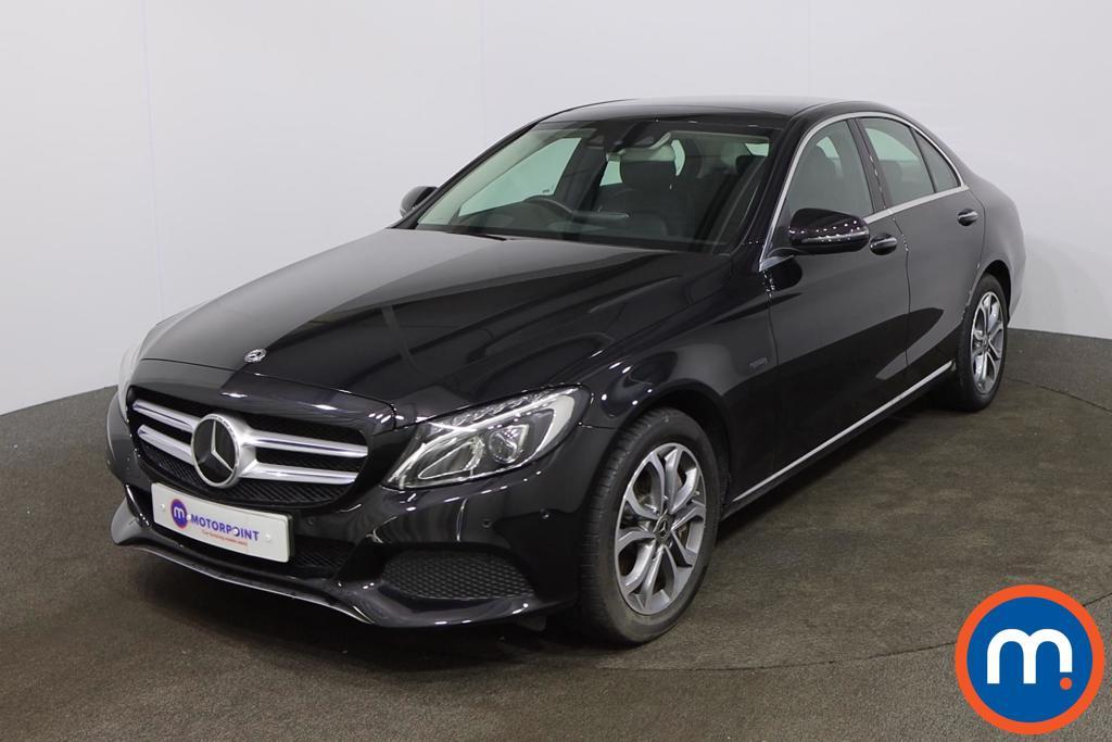 Mercedes-Benz C Class C350e Sport Premium Plus 4dr Auto - Stock Number 1183021 Passenger side front corner