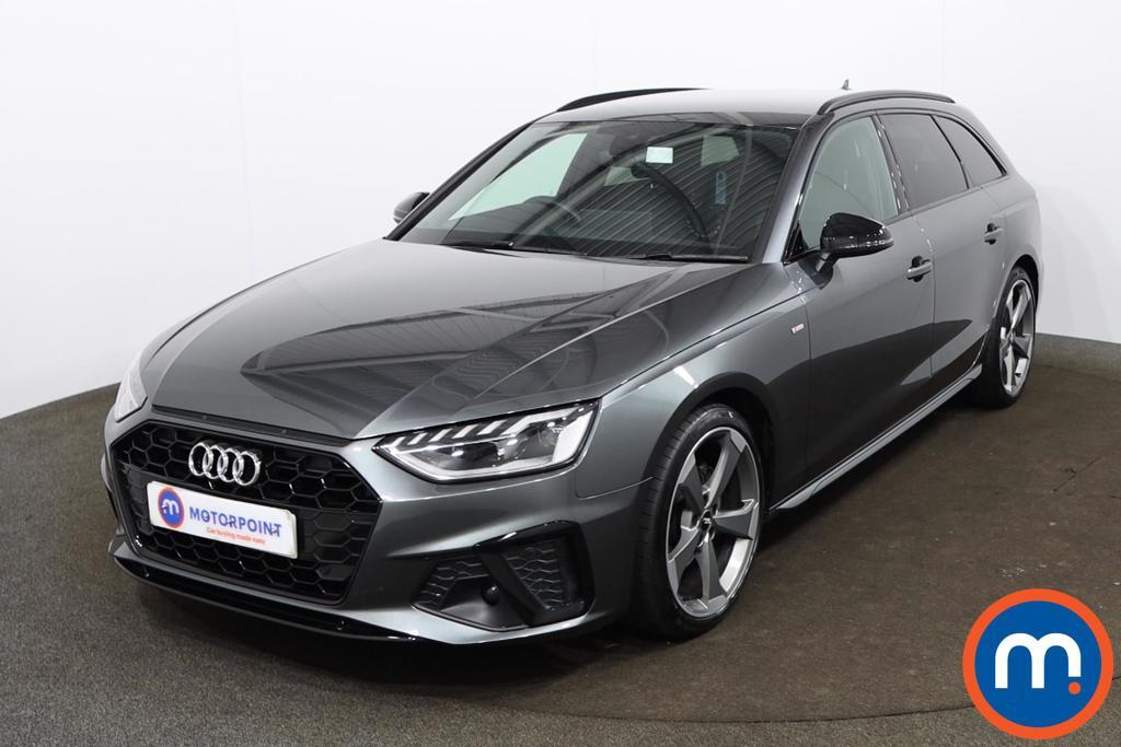 Audi A4 35 TDI Black Edition 5dr S Tronic - Stock Number 1188142 Passenger side front corner