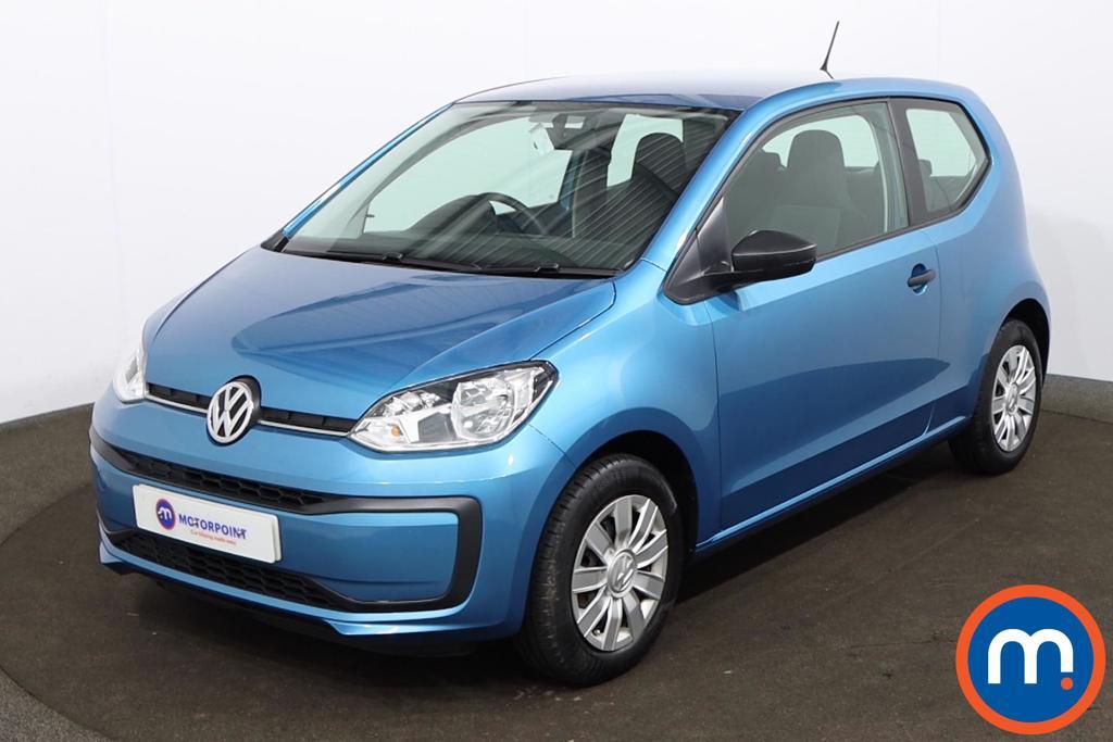 Volkswagen UP 1.0 Take Up 3dr - Stock Number 1189865 Passenger side front corner