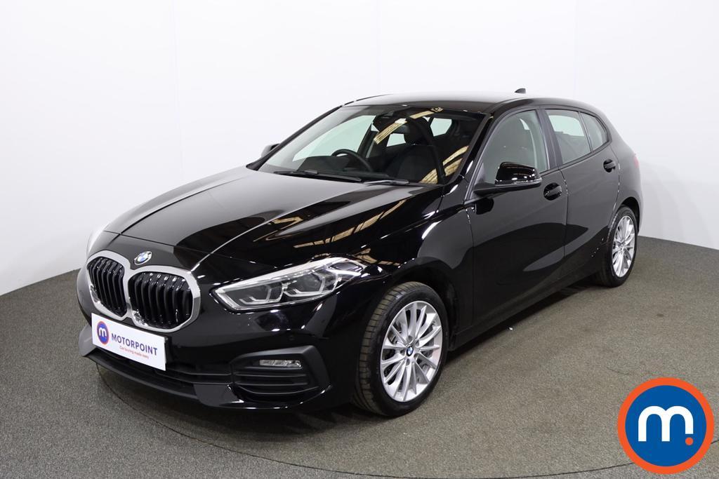 BMW 1 Series 116d SE 5dr Step Auto - Stock Number 1184058 Passenger side front corner