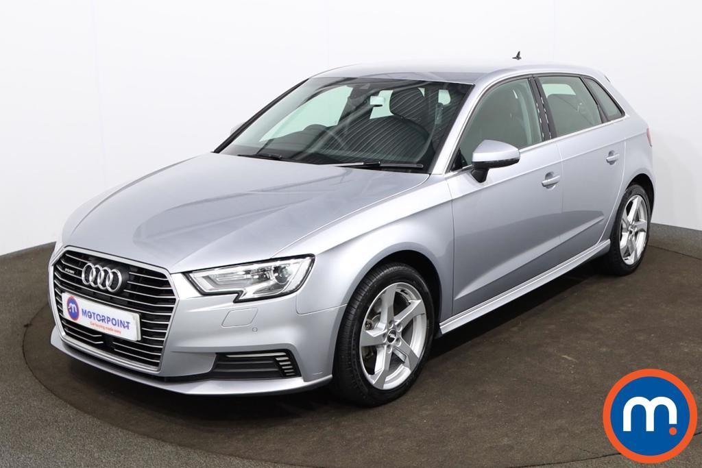 Audi A3 40 e-tron 5dr S Tronic - Stock Number 1183125 Passenger side front corner