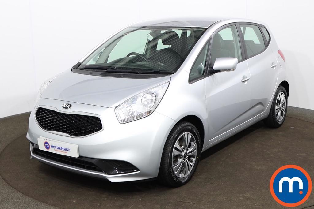 KIA Venga 1.6 2 5dr Auto [6] - Stock Number 1184233 Passenger side front corner