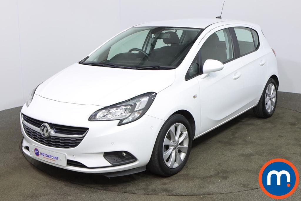 Vauxhall Corsa 1.4 Energy 5dr [AC] - Stock Number 1186518 Passenger side front corner