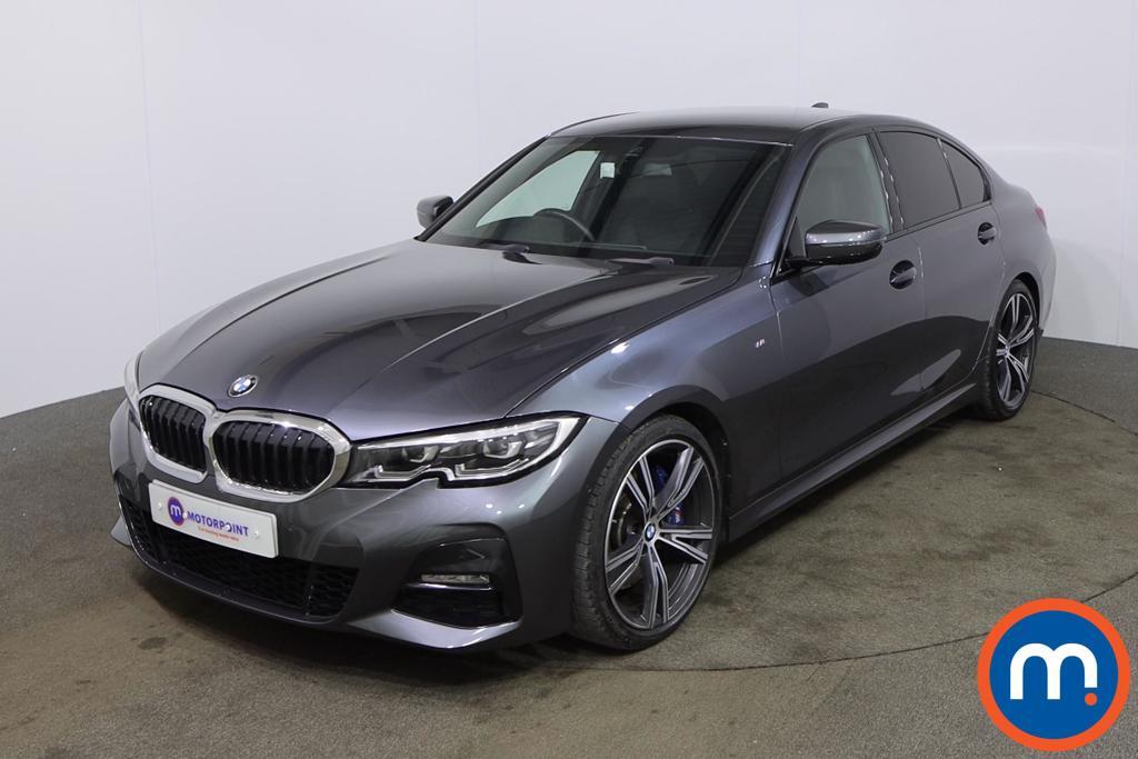 BMW 3 Series 330i M Sport 4dr Step Auto - Stock Number 1186785 Passenger side front corner