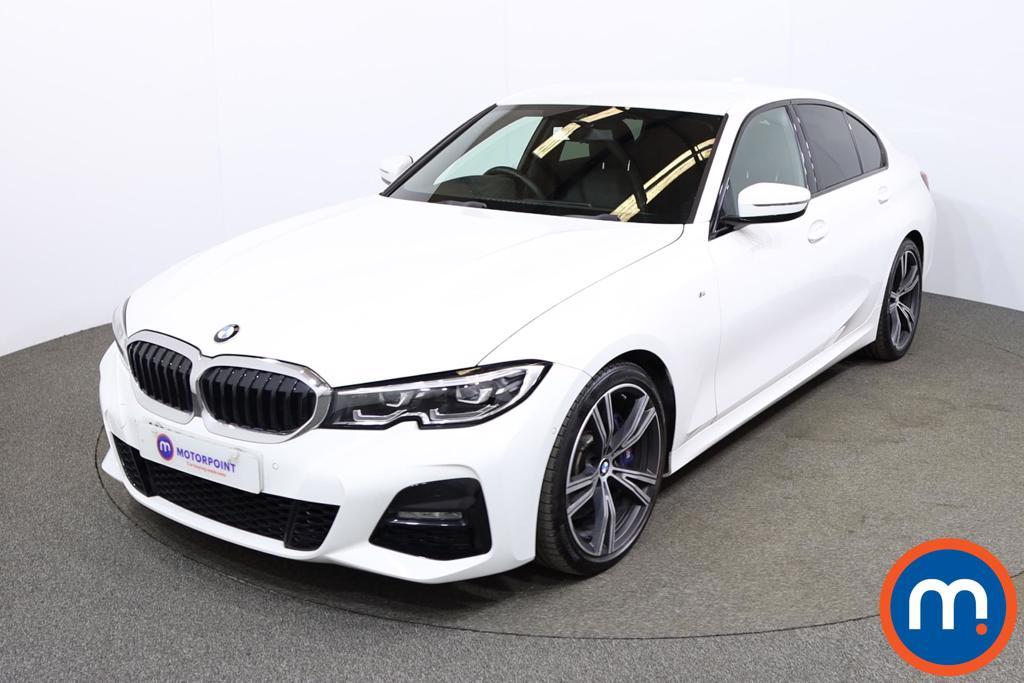 BMW 3 Series 330i M Sport 4dr Step Auto - Stock Number 1186827 Passenger side front corner