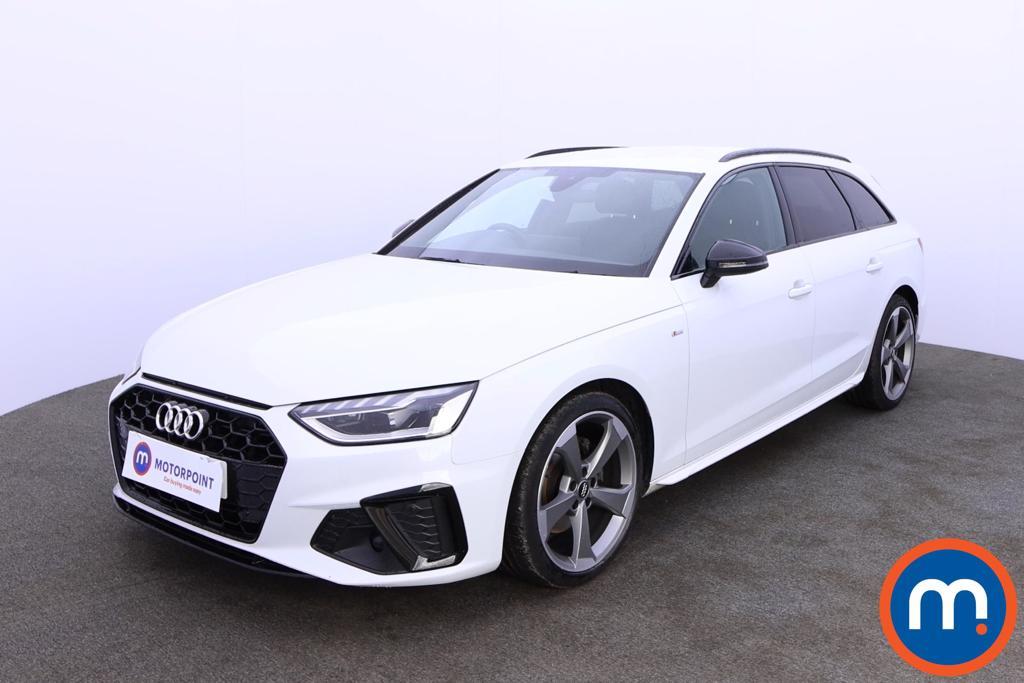 Audi A4 35 TDI Black Edition 5dr S Tronic - Stock Number 1188152 Passenger side front corner