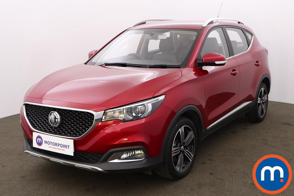 Mg Motor Uk ZS 1.0T GDi Exclusive 5dr DCT - Stock Number 1188862 Passenger side front corner