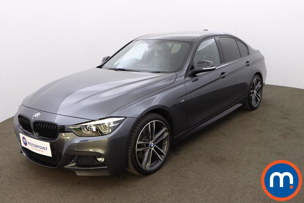 BMW 3 Series 320d M Sport Shadow Edition 4dr Step Auto - Stock Number 1189028 Passenger side front corner