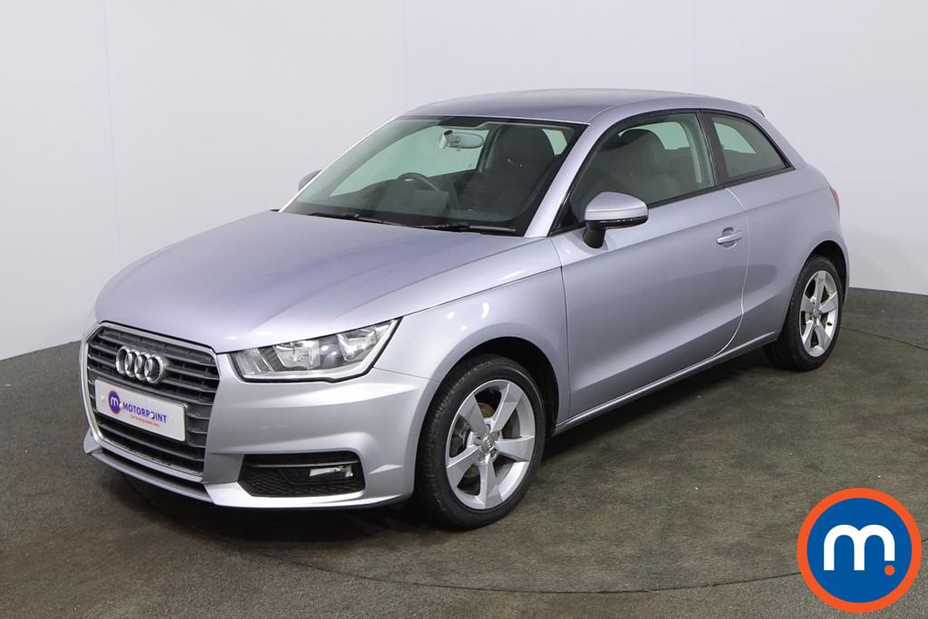 Audi A1 1.0 TFSI Sport 3dr - Stock Number 1185447 Passenger side front corner