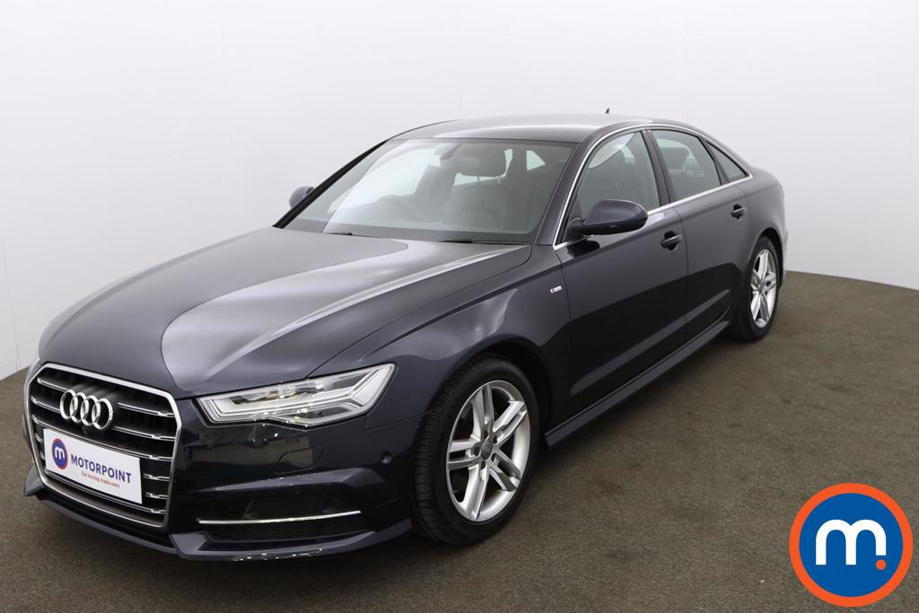 Audi A6 2.0 TDI Ultra S Line 4dr S Tronic [Tech pack] - Stock Number 1188972 Passenger side front corner