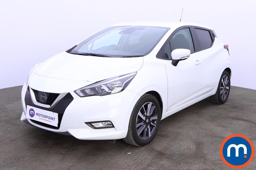 Nissan Micra 0.9 IG-T Acenta Limited Edition 5dr - Stock Number 1190423 Passenger side front corner