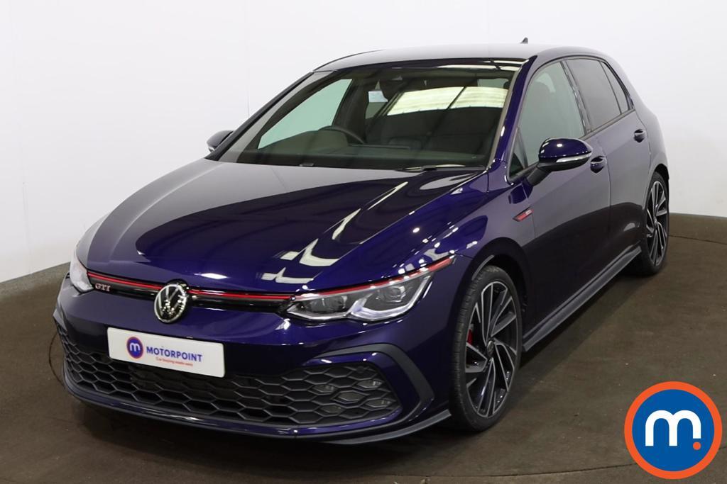 Volkswagen Golf 2.0 TSI GTI 5dr DSG - Stock Number 1178267 Passenger side front corner