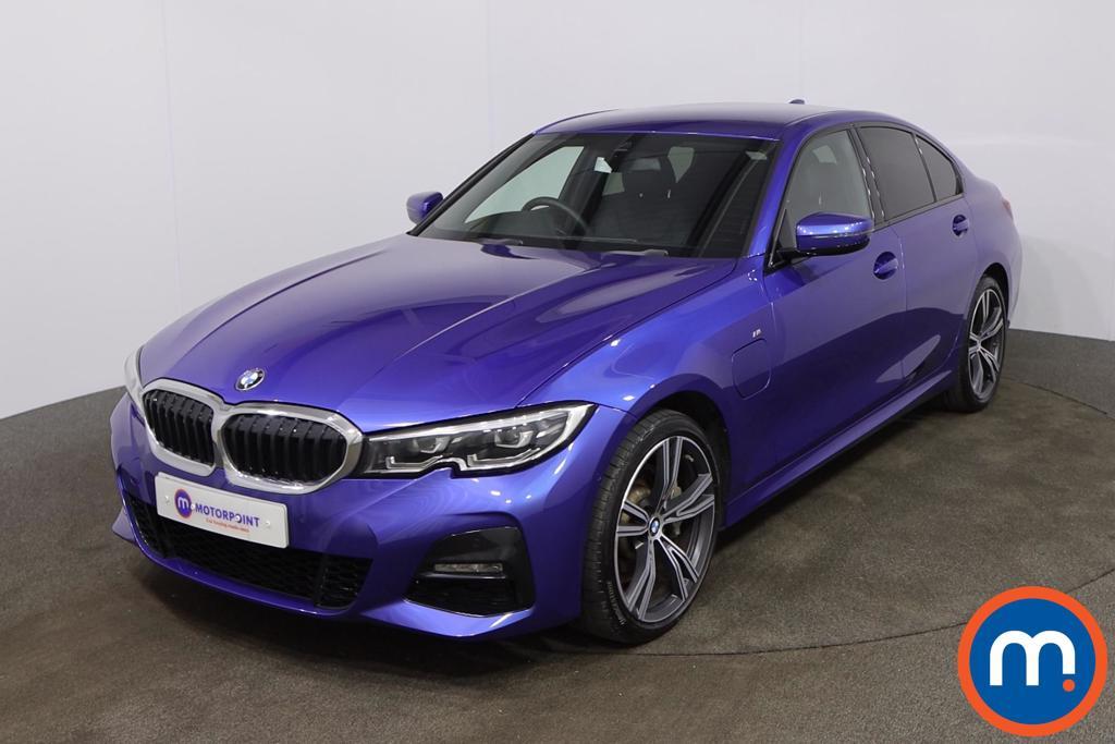 BMW 3 Series 330e M Sport 4dr Auto - Stock Number 1181017 Passenger side front corner