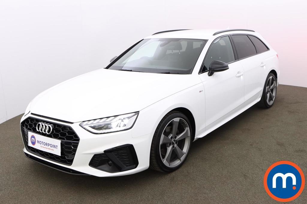 Audi A4 35 TDI Black Edition 5dr S Tronic - Stock Number 1188119 Passenger side front corner