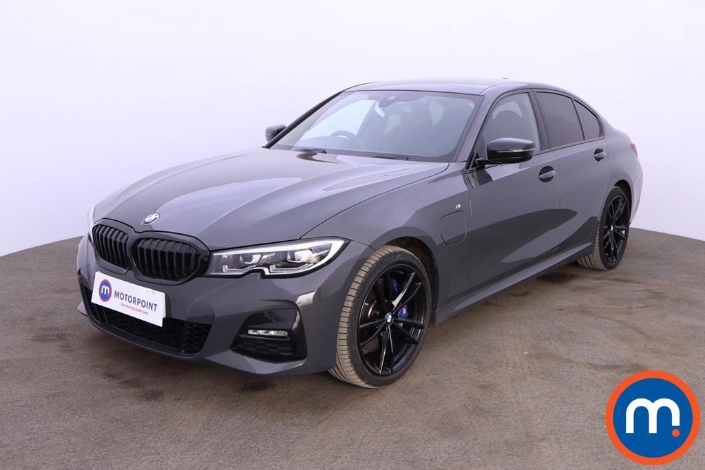 BMW 3 Series 330e M Sport Pro Edition 4dr Step Auto - Stock Number 1191901 Passenger side front corner