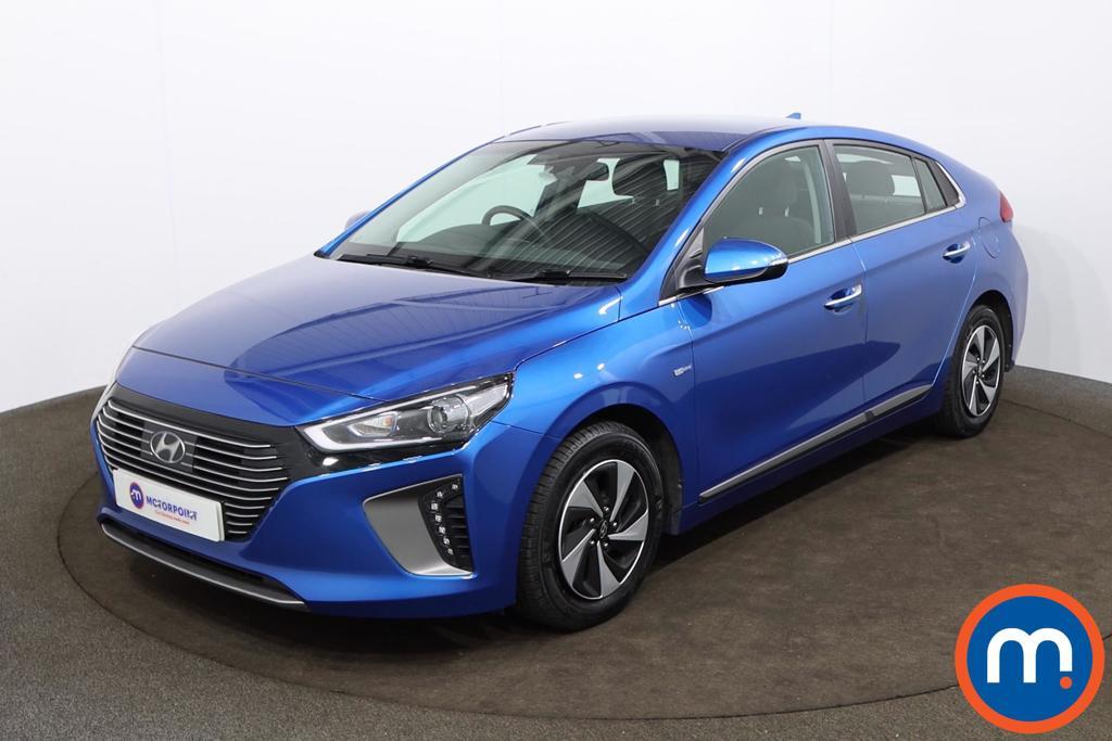Hyundai Ioniq 1.6 GDi Hybrid Premium 5dr DCT - Stock Number 1186306 Passenger side front corner