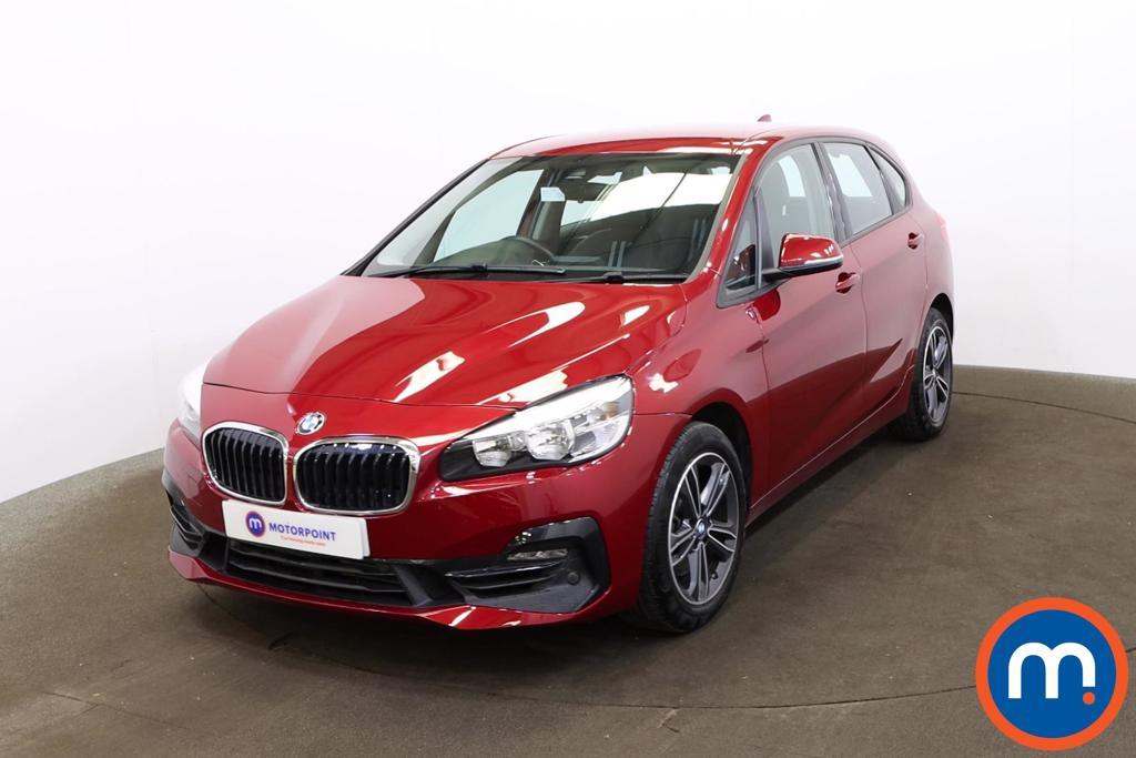 BMW 2 Series 220i Sport 5dr [Nav] Step Auto - Stock Number 1187672 Passenger side front corner