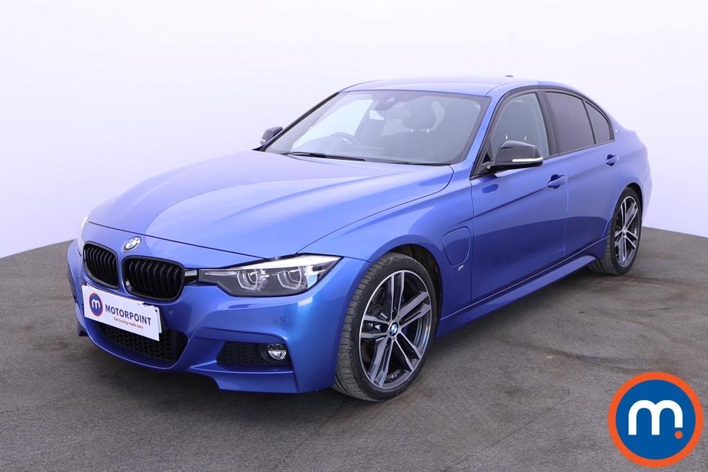 BMW 3 Series 330e M Sport Shadow Edition 4dr Step Auto - Stock Number 1190659 Passenger side front corner