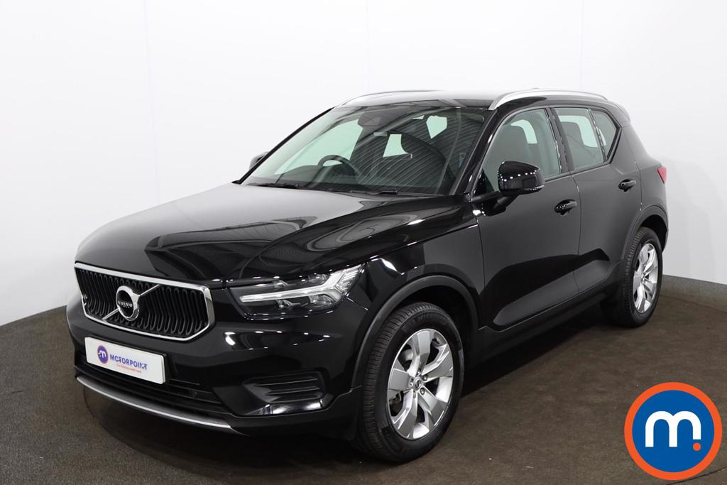 Volvo Xc40 1.5 T3 [163] Momentum 5dr Geartronic - Stock Number 1191922 Passenger side front corner