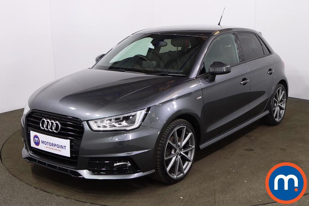 Audi A1 1.4 TFSI 150 Black Edition 5dr - Stock Number 1190364 Passenger side front corner
