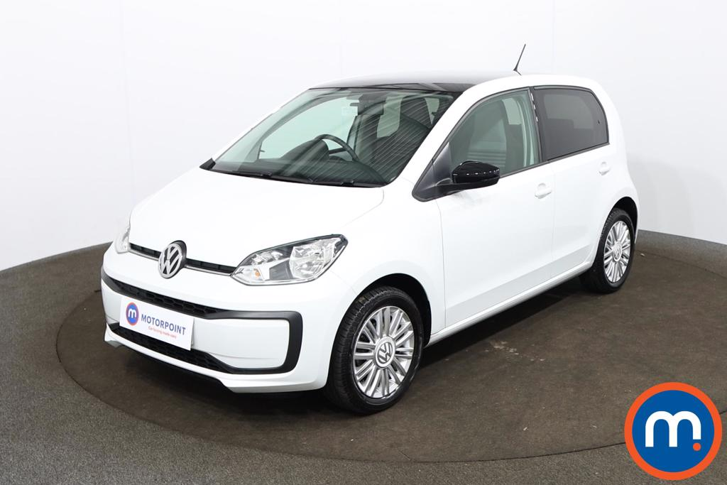 Volkswagen UP 1.0 Move Up 5dr - Stock Number 1192271 Passenger side front corner