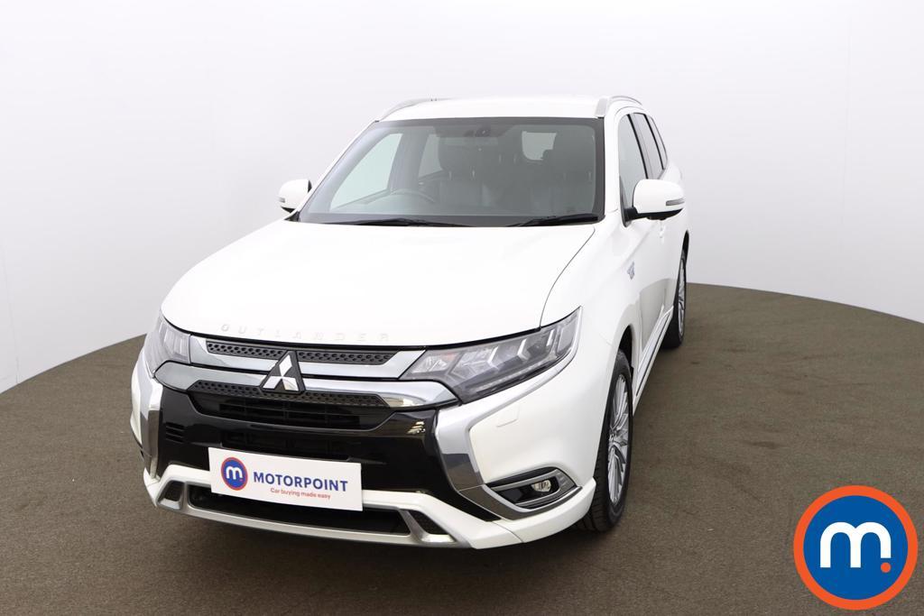 Mitsubishi Outlander 2.4 PHEV 5h 5dr Auto - Stock Number 1186303 Passenger side front corner
