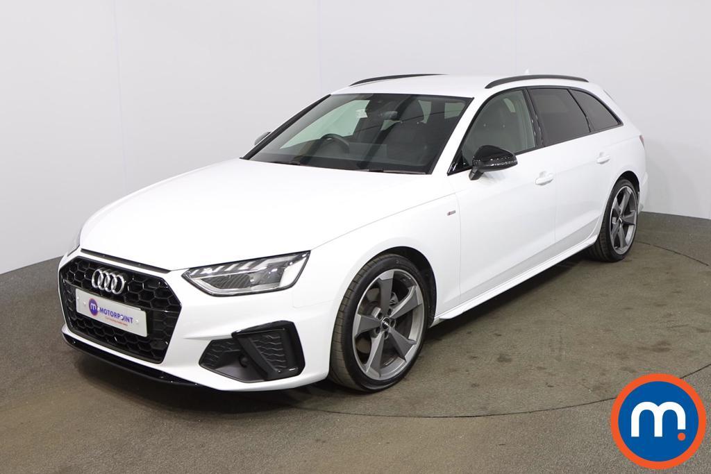 Audi A4 35 TDI Black Edition 5dr S Tronic - Stock Number 1188066 Passenger side front corner