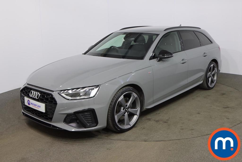 Audi A4 35 TDI Black Edition 5dr S Tronic - Stock Number 1188072 Passenger side front corner