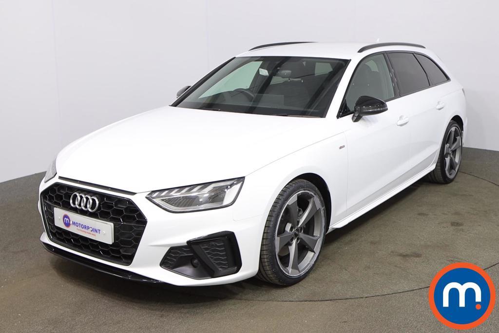 Audi A4 35 TDI Black Edition 5dr S Tronic - Stock Number 1188073 Passenger side front corner