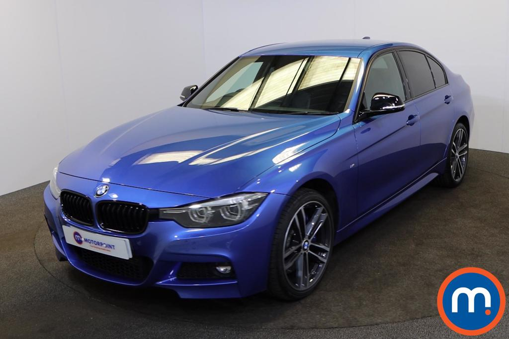 BMW 3 Series 335d xDrive M Sport Shadow Edition 4dr Step Auto - Stock Number 1191716 Passenger side front corner