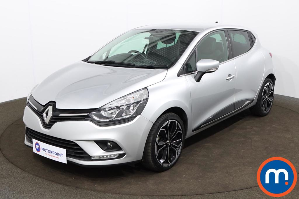 Renault Clio 0.9 TCE 90 Iconic 5dr - Stock Number 1185829 Passenger side front corner