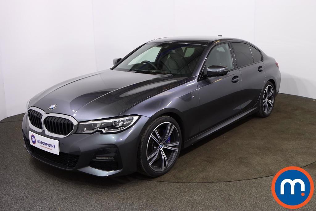BMW 3 Series 330i M Sport 4dr Step Auto - Stock Number 1186801 Passenger side front corner