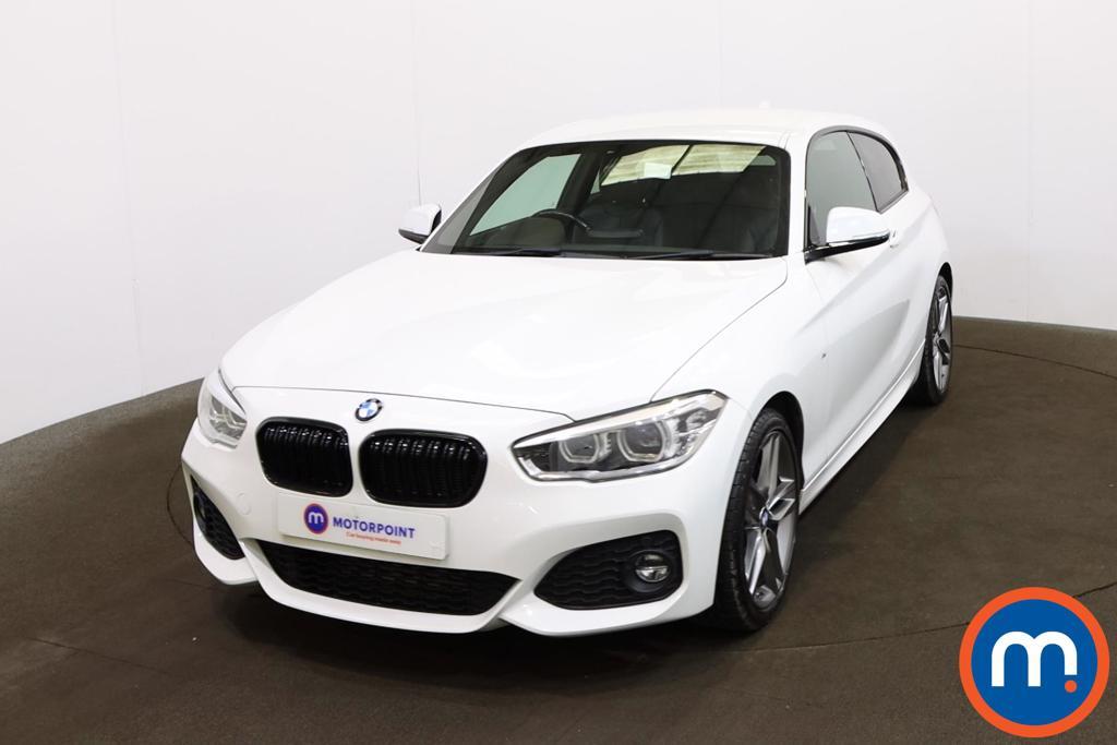 BMW 1 Series 125d M Sport 3dr [Nav] Step Auto - Stock Number 1192051 Passenger side front corner