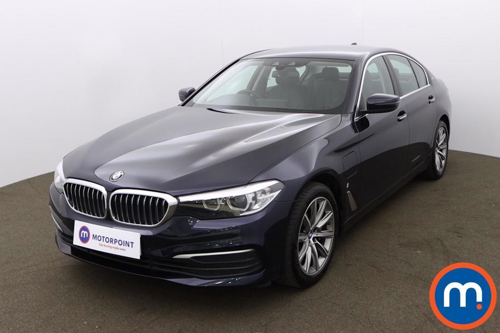 BMW 5 Series 530e SE 4dr Auto - Stock Number 1192609 Passenger side front corner