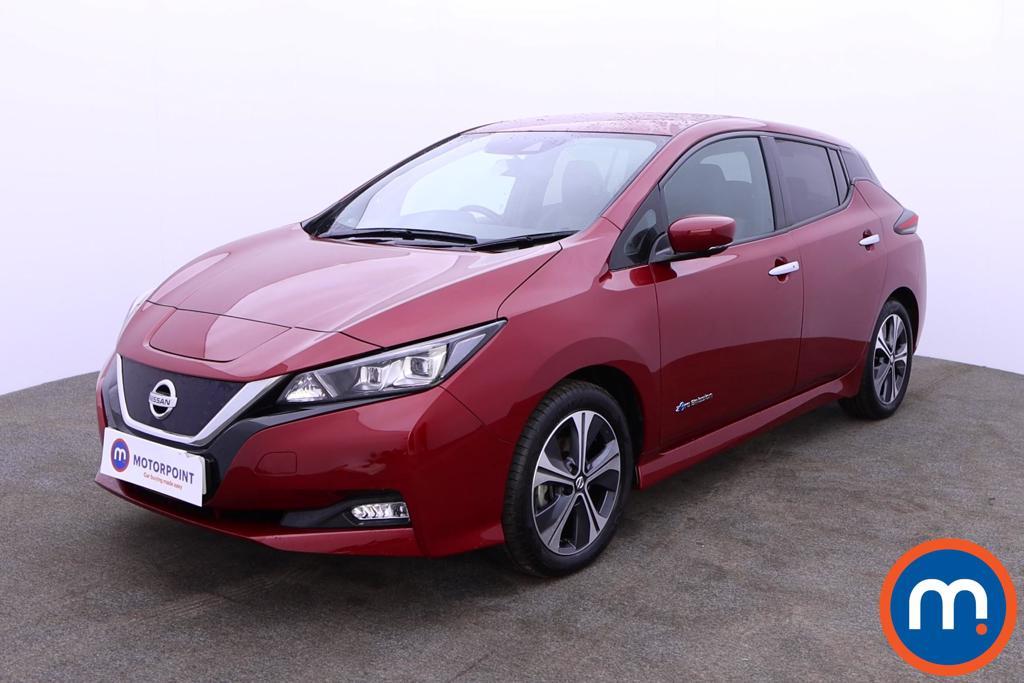 Nissan Leaf 110kW Tekna 40kWh 5dr Auto - Stock Number 1193403 Passenger side front corner