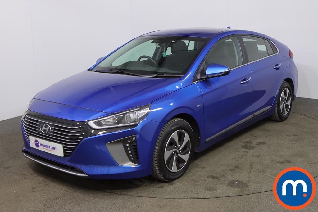 Hyundai Ioniq 1.6 GDi Hybrid Premium 5dr DCT - Stock Number 1174953 Passenger side front corner