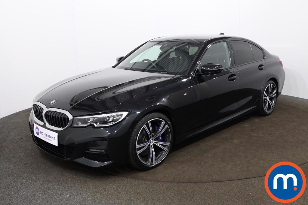 BMW 3 Series 330i M Sport 4dr Step Auto - Stock Number 1186835 Passenger side front corner