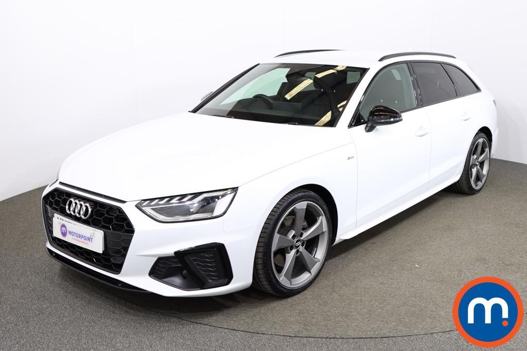 Audi A4 35 TDI Black Edition 5dr S Tronic - Stock Number 1188131 Passenger side front corner