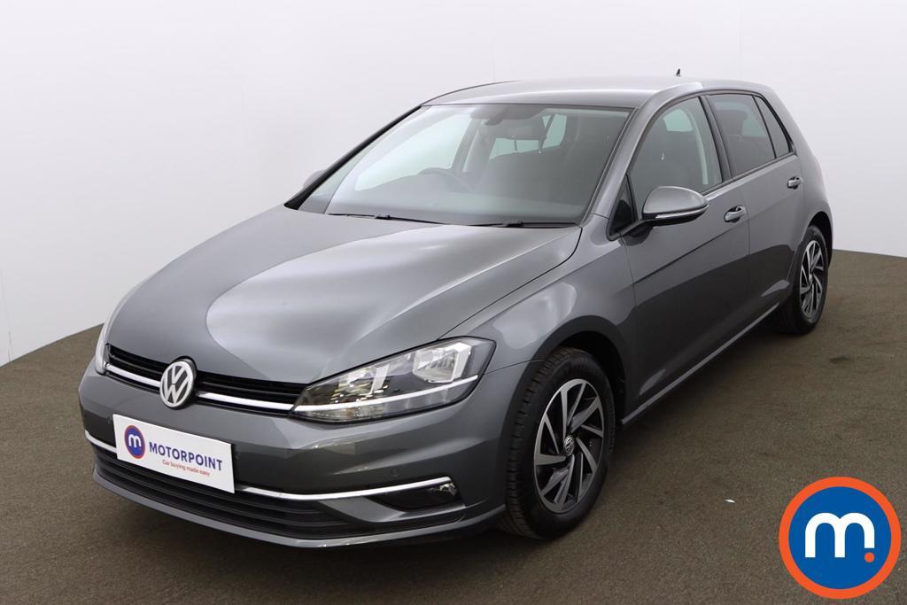 Volkswagen Golf 1.5 TSI EVO 150 Match 5dr - Stock Number 1188999 Passenger side front corner