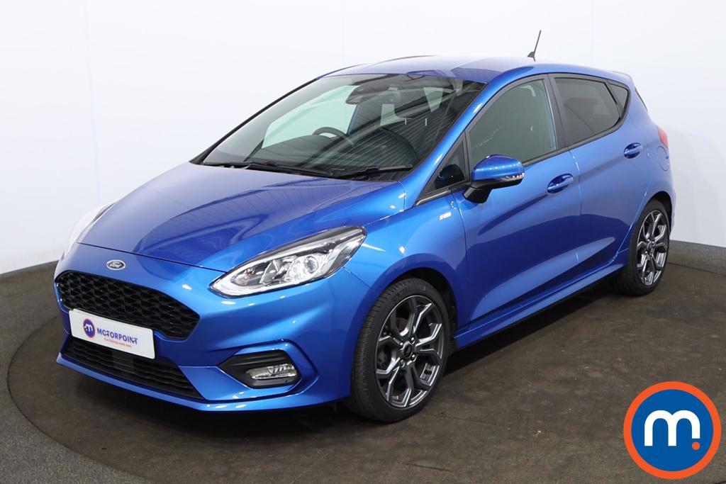 Ford Fiesta 1.0 EcoBoost 140 ST-Line Edition 5dr - Stock Number 1192644 Passenger side front corner