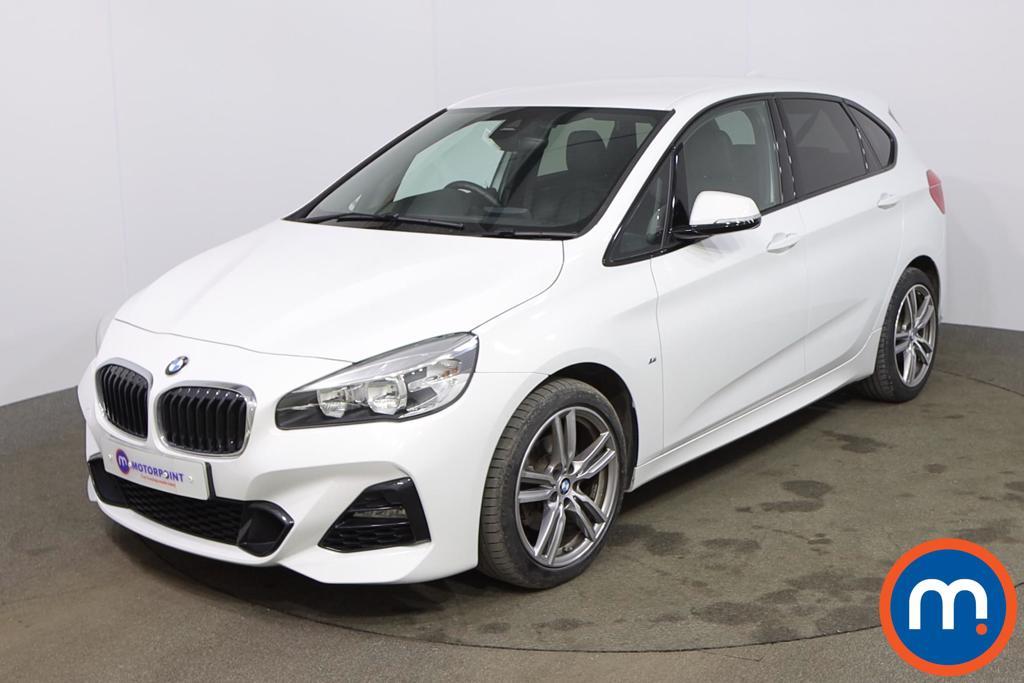 BMW 2 Series 220i M Sport 5dr DCT - Stock Number 1192815 Passenger side front corner