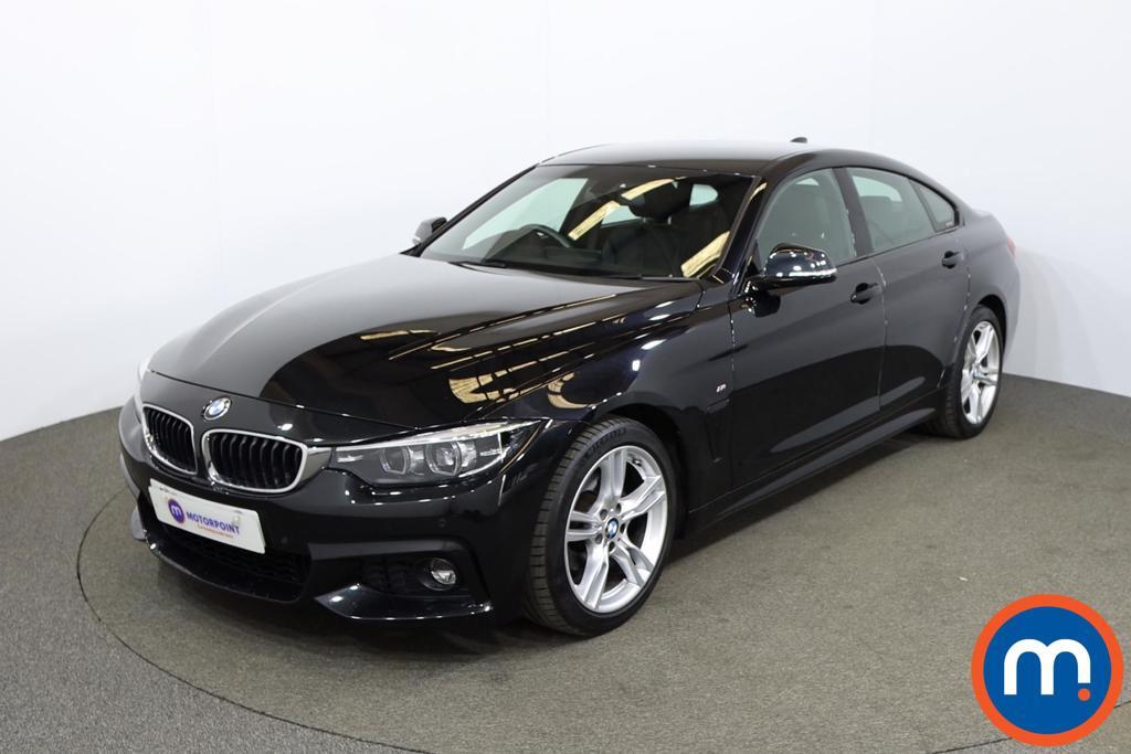 BMW 4 Series 420i M Sport 5dr Auto [Professional Media] - Stock Number 1193334 Passenger side front corner