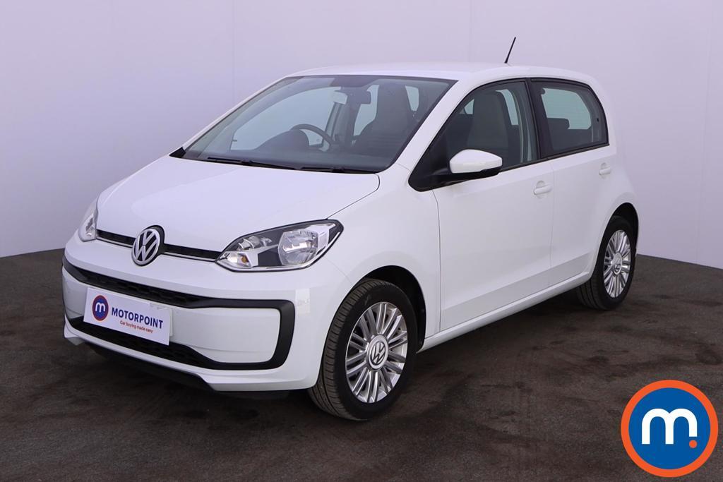 Volkswagen UP 1.0 Move Up 5dr - Stock Number 1191215 Passenger side front corner
