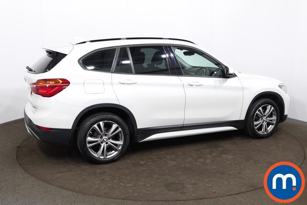 BMW X1 sDrive 18i Sport 5dr - Stock Number 1191266 Passenger side front corner
