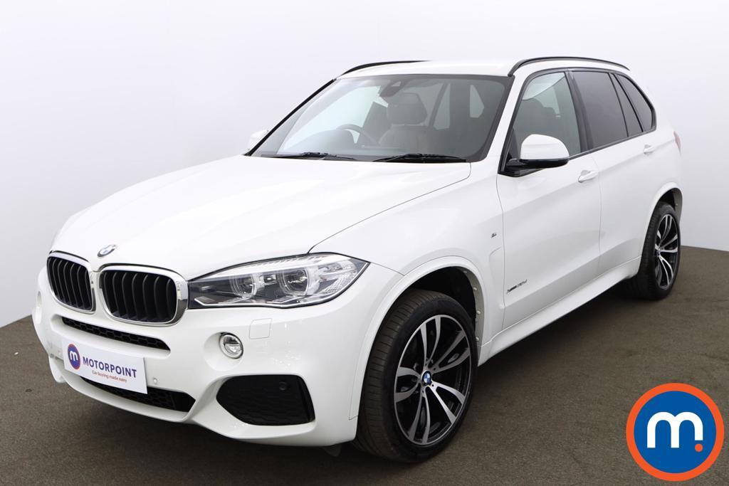BMW X5 xDrive30d M Sport 5dr Auto - Stock Number 1194365 Passenger side front corner