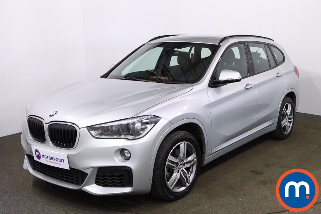 BMW X1 xDrive 20i M Sport 5dr Step Auto - Stock Number 1185867 Passenger side front corner