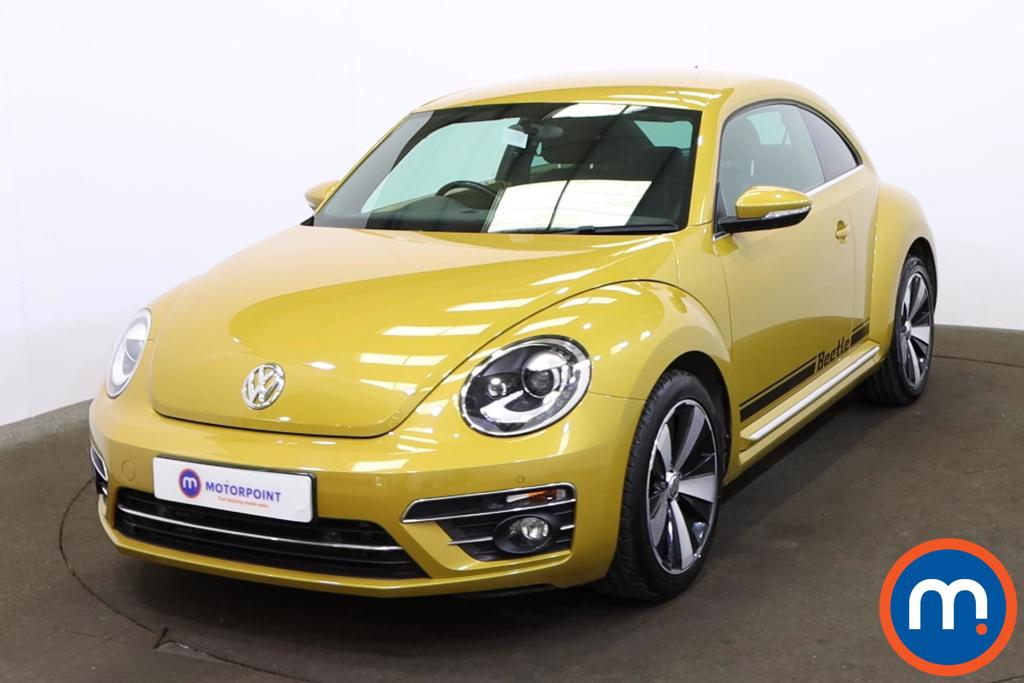 Volkswagen Beetle 1.4 TSI 150 Design 3dr - Stock Number 1186875 Passenger side front corner